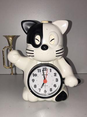 Rhythm Clock (Cat) for Sale in Fontana, CA