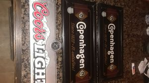 3 Bar Signs for Sale in Denton, TX