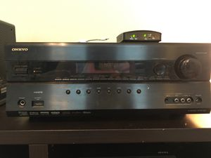 ONKYO amplifier for Sale in Pacifica, CA