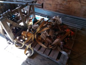Flatbed/Lowboy chains and equipment for Sale in Mount Vernon, IN