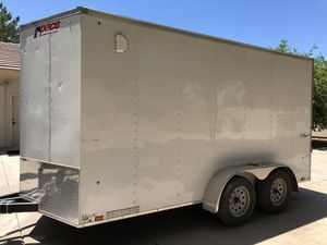 2018 Pace 14' enclosed trailer for Sale in Gilbert, AZ
