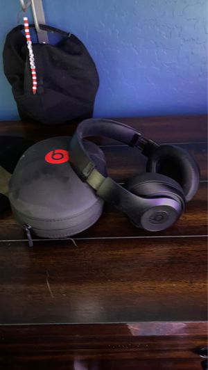 Beats headphone solo3 for Sale in Chandler, AZ