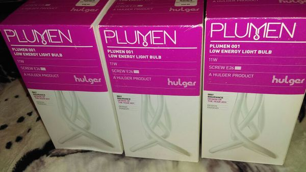 Plumen light bulb