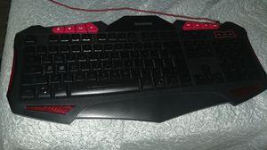 Masione Keyboard w/ backlight for Sale in Navarre, FL
