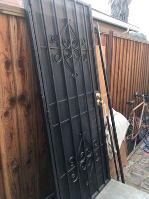 Security door for Sale in San Jose, CA