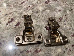 Hinges for kitchen cabinets for Sale in Collegeville, PA