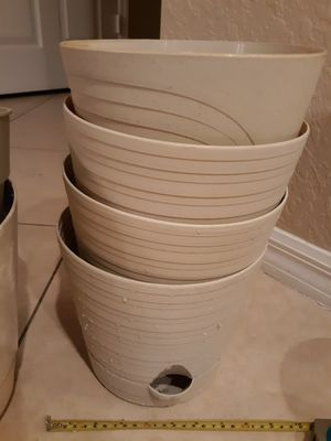 Gardening pots for Sale in Palm City, FL