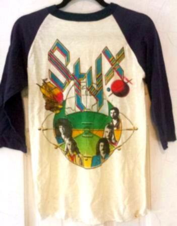 Molly Hatchet concert t shirt