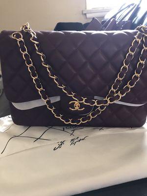 ON SALE Lambskin jumbo bag for Sale in Ontario, CA