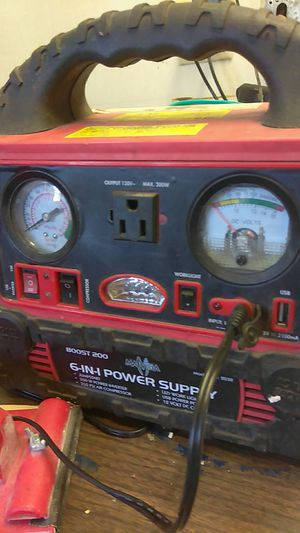 Charger and compressor for Sale in Pontotoc, OK