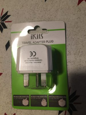 Travel adapter for Sale in Fresno, CA