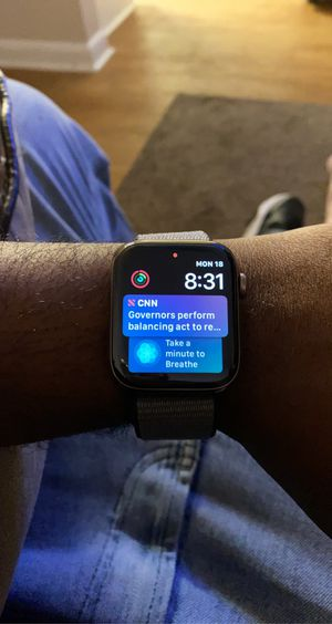 Apple Watch series 4 stainless steel for Sale in Orlando, FL