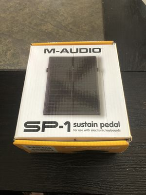 Keyboard sustain pedal for Sale in San Jacinto, CA