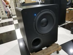 SVS PB 2000 Powered subwoofer 1100 watts peak retail price $900 with 4 feed SVS Sound path for Sale in Anaheim, CA