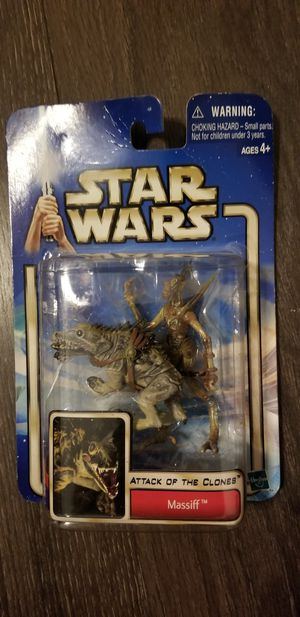 Massiff starwars collectible toy for Sale in Orlando, FL