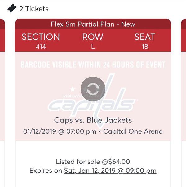 Capital tickets