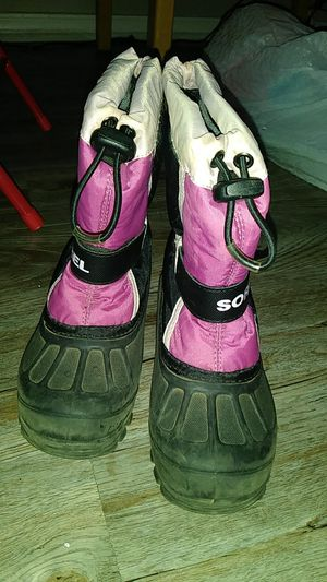 Girls snow boots for Sale in Oklahoma City, OK