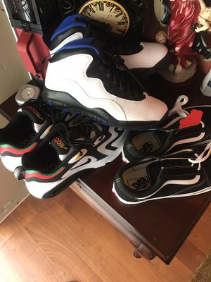 Need gone asap...$250 for Everything, All sizes: 9.5 for Sale in Morrow, GA