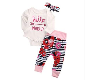 Hello World Baby Outfit Clothes Size 0-3 months for Sale in Canyon Lake, CA
