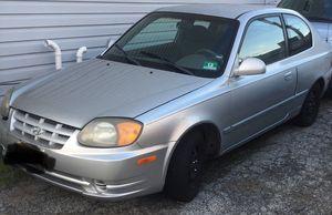 2003 Hyundai Accent for Sale in GLOUCSTR CITY, NJ