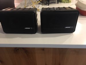 BOSE speakers - set of 2 for Sale in Tigard, OR