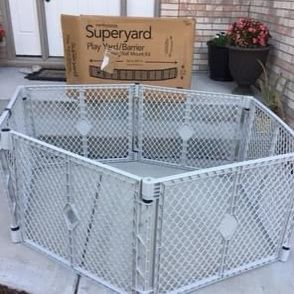 16 Fy Gate And Pen for Sale in Downers Grove, IL