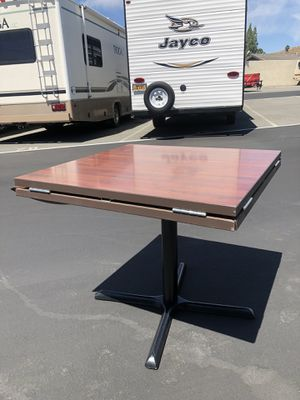 Leaf/ circle/square/restaurant table for Sale in Riverside, CA