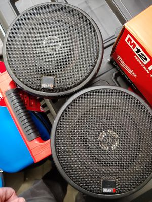 """MB Quart QM 130K 5.25"""" coax old school speakers for Sale in Maple Valley, WA"""