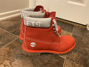 Men's timberland limited edition sold out boot everywhere. NEED TO SELL TODAY for Sale in Rancho Cucamonga, CA