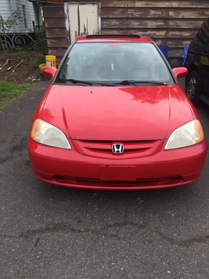 02 honda civic for Sale in West Hartford, CT