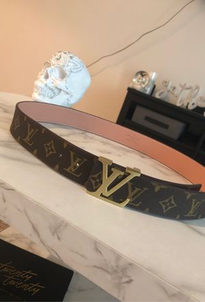 Louis Vuitton Belt! Never Worn! for Sale in Land O Lakes, FL