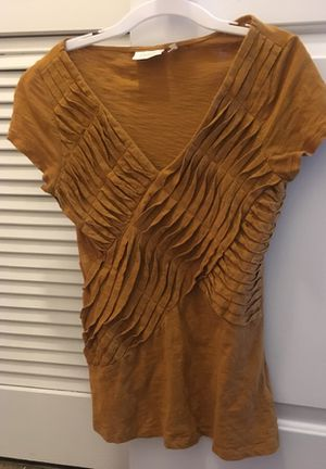 Anthropologie small shirt for Sale in Denver, CO