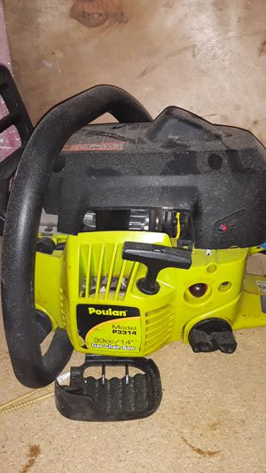 Polenta chainsaw for Sale in Columbus, OH