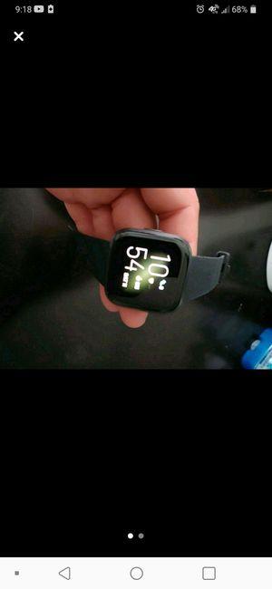 Fitbit versa 2 smart watch for Sale in Chicopee, MA