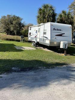 2006 Salem 29 Ft Camper for Sale in Zephyrhills,  FL