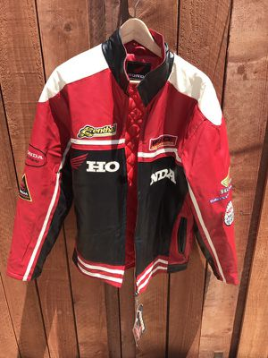 Honda Leather Motorcycle Jacket for Sale in San Diego, CA