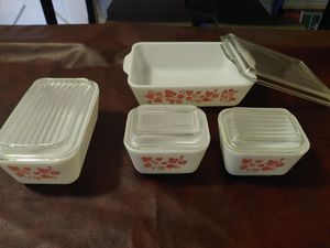 Pyrex ovenware pending sale on their way for Sale in Mesa, AZ