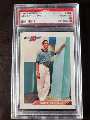 Mariano Rivera 1992 Bowman RC Perfect! for Sale in Santa Ana, CA
