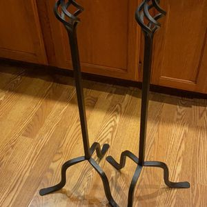 Candle Stands Sturdy Heavy for Sale in Oak Lawn, IL