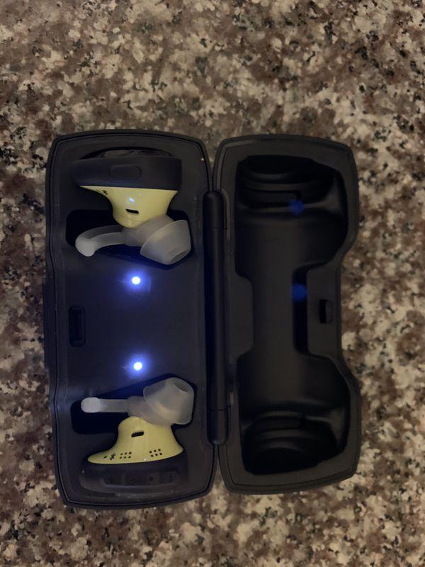 Bose Soundsport Free wireless air buds