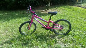 12 in girls pink and blue specialized hot rock kids bike for Sale in Seffner, FL
