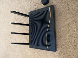 Net gear nighthawk router and modem combo c7500-100nas for Sale in Santee, CA