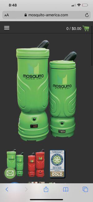 Mosquito vacuum for Sale in Villa Park, CA
