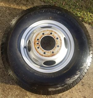 Trailer tire dot date 0115 ST 235 / 80 R16 for Sale in San Marcos, CA