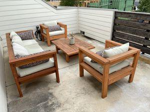 Outdoor patio furniture for Sale in Dallas, TX