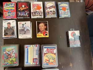 Collectible Baseball Cards (Perfect Condition) for Sale in Woodbridge, VA