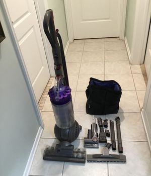 Dyson DC41 Animal Ball upright vacuum with attachments for Sale in Laguna Beach, CA