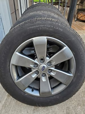 """20"""" Ford F150 rims 20 inch F-150 wheels tires for Sale in Humble, TX"""