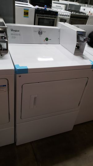 BRAND NEW ! WHIRLPOOL COMMERCIAL COIN OPERATED GAS DRYER for Sale in Oak Glen, CA