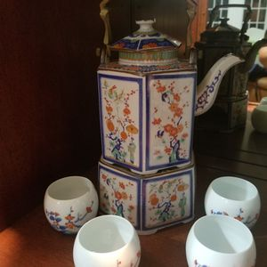 Vintage The Toscany Collection Japan Teapot Set for Sale in West Palm Beach, FL